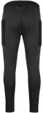 Reusch Contest II Pant Advance Junior 5126215 7702 black silver back