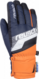 Reusch Dario R-TEX® XT Junior 4961212 4432 white blue orange front
