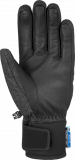 Reusch Febe R-TEX® XT  4831224 721 black grey back