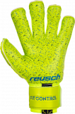 Reusch Fit Control G3 Fusion Evolution Finger Support 3970938 583 yellow back