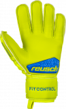 Reusch Fit Control MX2 Finger Support 3970130 583 yellow back
