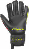 Reusch Fit Control R3 Junior 3972735 775 black red back