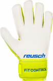 Reusch Fit Control RG Open Cuff Junior 3972615 588 yellow back