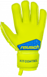 Reusch Fit Control S1 3970235 583 yellow back