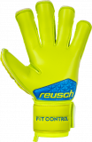 Reusch Fit Control S1 Evolution 3970239 583 yellow back