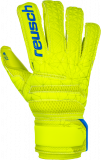 Reusch Fit Control S1 Evolution Finger Support Junior 3972238 583 yellow front