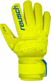 Reusch Fit Control S1 Junior 3972215 583 yellow front