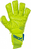 Reusch Fit Control Supreme G3 Fusion Ortho-Tec 3970991 583 yellow back