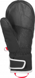 Reusch GS Junior Mitten 4871411 747 black back