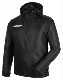 Reusch Goalkeeping Raincoat Padded 5014500 7701 white black front