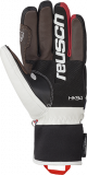 Reusch Henrik Kristoffersen 4901101 1112 white black red back