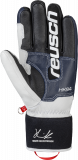 Reusch Henrik Kristoffersen 6001101 1100 white back