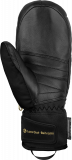 Reusch Lara Gut-Behrami R-TEX® XT Mitten 6031514 7707 black gold back
