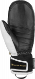 Reusch Lara Gut-Behrami R-TEX® XT Mitten 6031514 7960 white black gold back