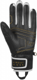 Reusch Lindsey Vonn 4831106 960 white black gold back