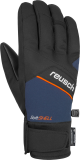 Reusch Luke R-TEX® XT 4801251 4425 blue orange front