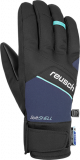 Reusch Luke R-TEX® XT 4801251 7787 black blue front