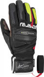 Reusch Marcel Hirscher 4901111 7705 black red front