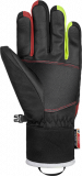 Reusch Marcel Hirscher R-TEX® XT Junior 4961211 7705 black red back