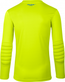 Reusch Match Longsleeve Padded 3911700 500 yellow back
