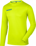 Reusch Match Longsleeve Padded 3911700 500 yellow front