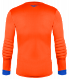 Reusch Match Longsleeve Padded 5011700 2290 blue orange back