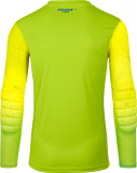 Reusch Match Pro Longsleeve Padded 3911300 500 yellow back