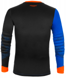 Reusch Match Pro Longsleeve Padded 5011300 7083 black blue orange back