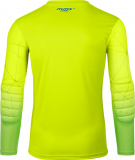 Reusch Match Pro Longsleeve Padded Junior 3921300 500 yellow back