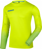 Reusch Match Pro Longsleeve Padded Junior 3921300 500 yellow front