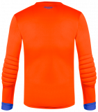 Reusch Match Set Junior 5040200 2290 blue orange back