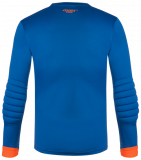 Reusch Match Set Junior 5040200 4467 blue orange back
