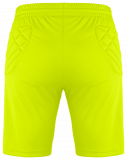 Reusch Match Short Padded Junior 3928700 500 yellow back