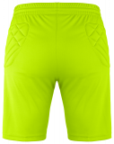 Reusch Match Short Padded Junior 5028700 2232 blue yellow back