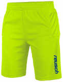 Reusch Match Short Padded Junior 5028700 2232 blue yellow front