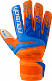 Reusch Prisma Prime M1 Finger Support 3870130 290 blue orange front