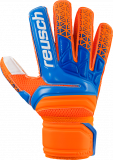 Reusch Prisma SD Finger Support 3870812 290 blue orange front