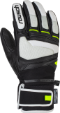 Reusch Profi SL 6001110 1126 white black yellow front