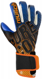 Reusch Pure Contact 3 G3 GTX INFINIUM 5070025 7083 black blue orange front