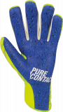 Reusch Pure Contact Fusion Junior 5172900 2199 blue yellow back