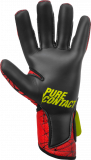 Reusch Pure Contact II R3 3970700 775 black red back