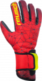 Reusch Pure Contact II R3 3970700 775 black red front
