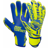 Reusch Pure Contact Silver Junior 5172200 2199 blue yellow 1