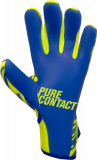 Reusch Pure Contact Silver Junior 5172200 2199 blue yellow back