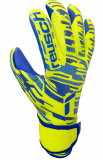 Reusch Pure Contact Silver Junior 5172200 2199 blue yellow front