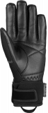 Reusch Re:Knit Victoria R-TEX® XT 6031204 7707 black gold back