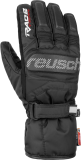 Reusch Ski Race 4901133 7701 white black front