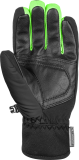 Reusch Theo R-TEX® XT Junior 6061202 7712 black green blue back