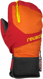 Reusch Torbenius R-TEX® XT Junior Lobster 4361710 252 yellow orange red front