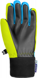 Reusch Torby R-TEX® XT Junior 4961210 4459 blue yellow back